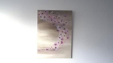 """Waterfall"" (50x70 cm)"
